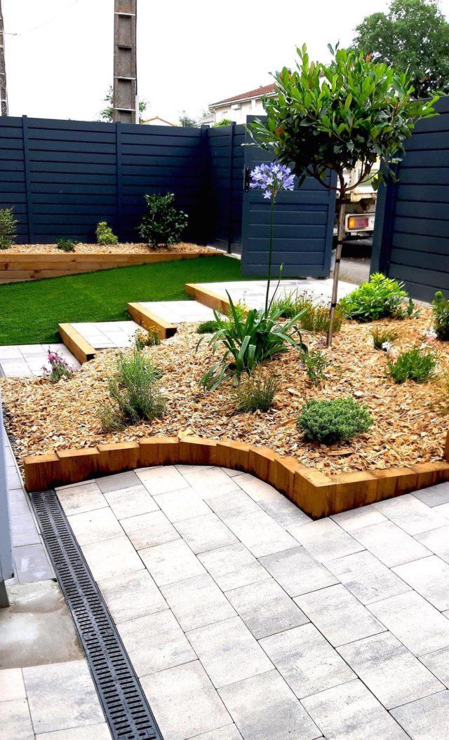Comment aménager un jardin devant votre maison ? – Cas client